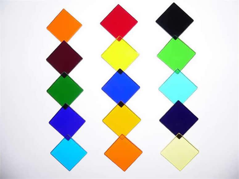 colorfilterglass image - Colored Glass